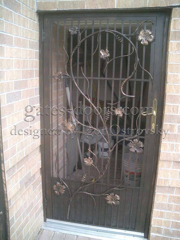 Custom Iron Gates Amp Fence Installation In Brooklyn Ny